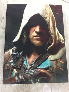 Assassin's creed IV black flag official guide collector's edition