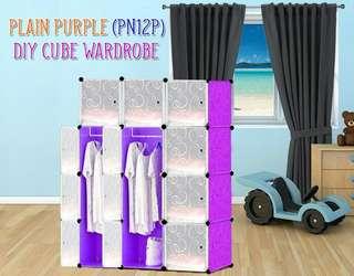 12C DIY WARDROBE