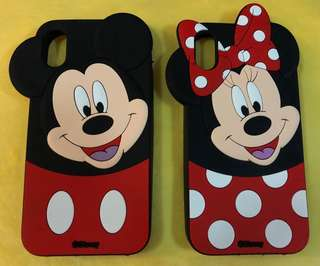 IPHONE X CASE MICKEY MOUSE