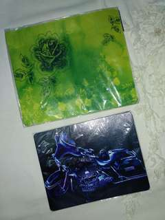 [Nego/barter] Mouse Pad ( 2 item )