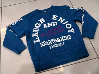 Blue Sweater (8-9y)