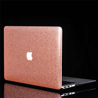 "13"" Macbook Touch Bar Pink Glitter Case"