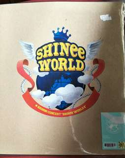 "SHINEE Concert ""SHINEE World II"""