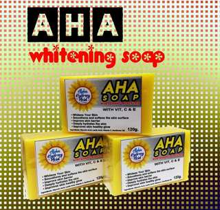 AUTHENTIC AHA SOAP