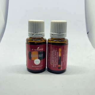 grape fruit young living 5 ml Essential Oil Asli dan Sealed