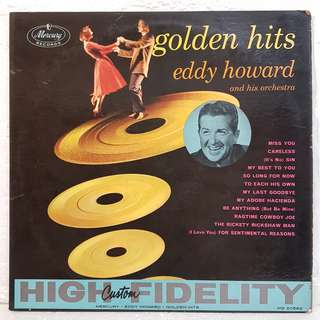 Golden Hits Vinyl Record