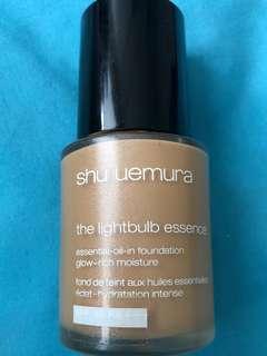 Shu Uemura Lightbulb Essence Foundation - Shade 754 Medium Beige