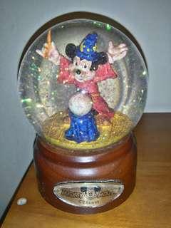 🚚 米老鼠大法師音樂水晶球