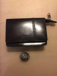 Esprit Leather card/coin purse