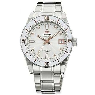 only hk$1149, 100% new Orient Automatic Crystal Accent Power Reserve FAC0A002W0 Womens Watch手錶