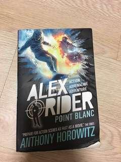 Alex Rider 2: Point Blanc