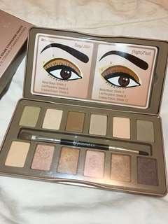 bh cosmetics Nude Rose Eyeshadow Palette