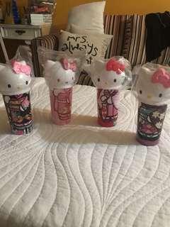 Hello Kitty Golden Village Tumblers