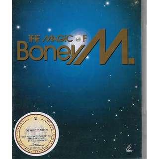 The Magic Of Boney M 2VCD