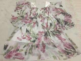Mini dress Kalong merk Avenue Collection