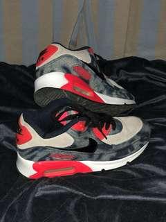 Nike Airmax 90 Infrared Washed Denim
