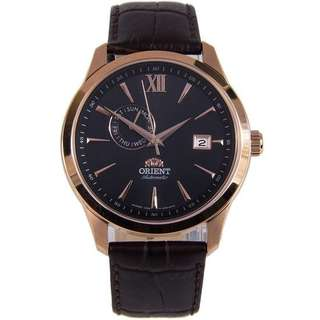 only hk$899, 100% new ORIENT Classic Automatic Black Dial Men's Watch手錶