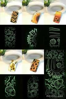 Phone cases(Glow in the dark)
