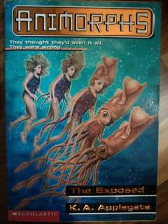 Animorphs 27 - The Exposed