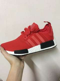 Authentic Adidas NMD Red