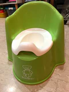 Baby Bjorn Removable potty