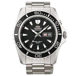 only hk$899, 100% new ORIENT Mako XI Automatic Black Dial Men's Watch手錶.