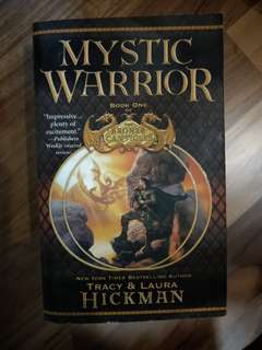 Mystic Warrior - Book One of the Bronze Canticles