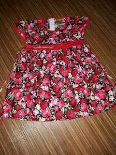 Dress cantik ank perempuan dpt 2