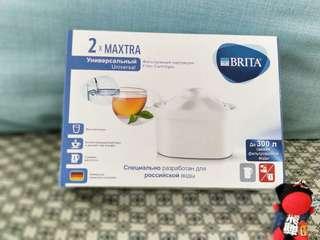 🚚 德國原廠 BRITA MAXTRA 濾芯/濾心濾水壺用(1盒2入)