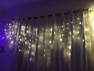 Tumblr Lamp (Tirai)
