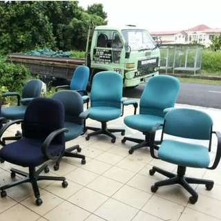 Used Office Chair Per Unit