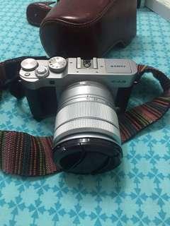 Secondhand Fujifilm XA3
