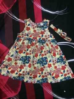 Baby Poney Dress