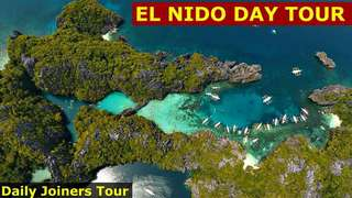 El Nido Day tour
