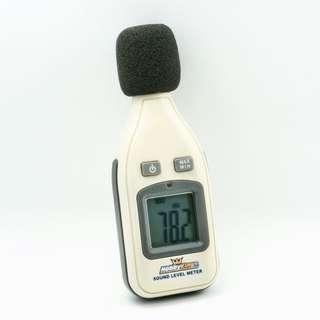 小型 噪音計 分貝儀 聲級計 雜訊測試儀 Mini Digital Sound Level Meter