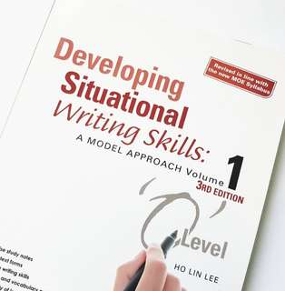 developing situational writing textbook
