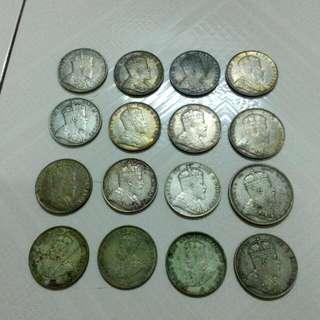Strait Settlements One Dollar Vintage