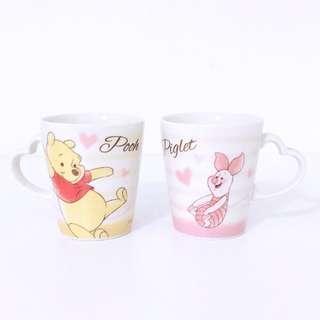 Winnie The Pooh Lovely Couple Mug Set