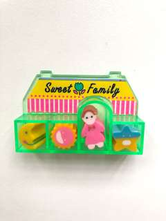Cute Sunshine Friends Eraser