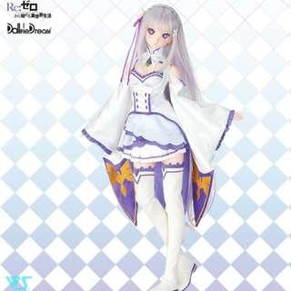Dollfie Dream - Emilia by VOLKS