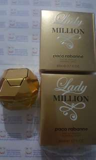 Lady Million Authentic US Tester Perfumes