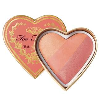 Too Faced Sweethearts Perfect Flush Blush -Sparkling Bellini