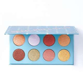 Colourpop Semi-precious Pressed Powder Shadow Palette Authentic