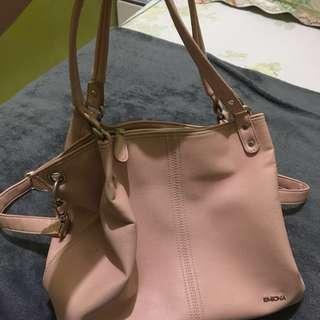 Sembonia peach handbag  #nogstday
