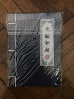 Chinese Kung Fu Notebook (small)