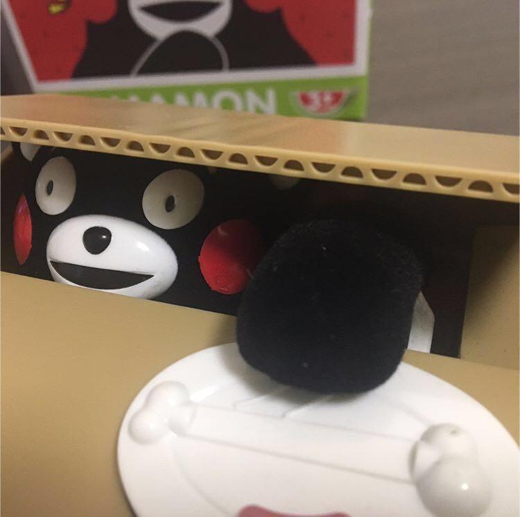 熊本熊儲錢箱 KUMAMON MISCHIEF SACING BOX