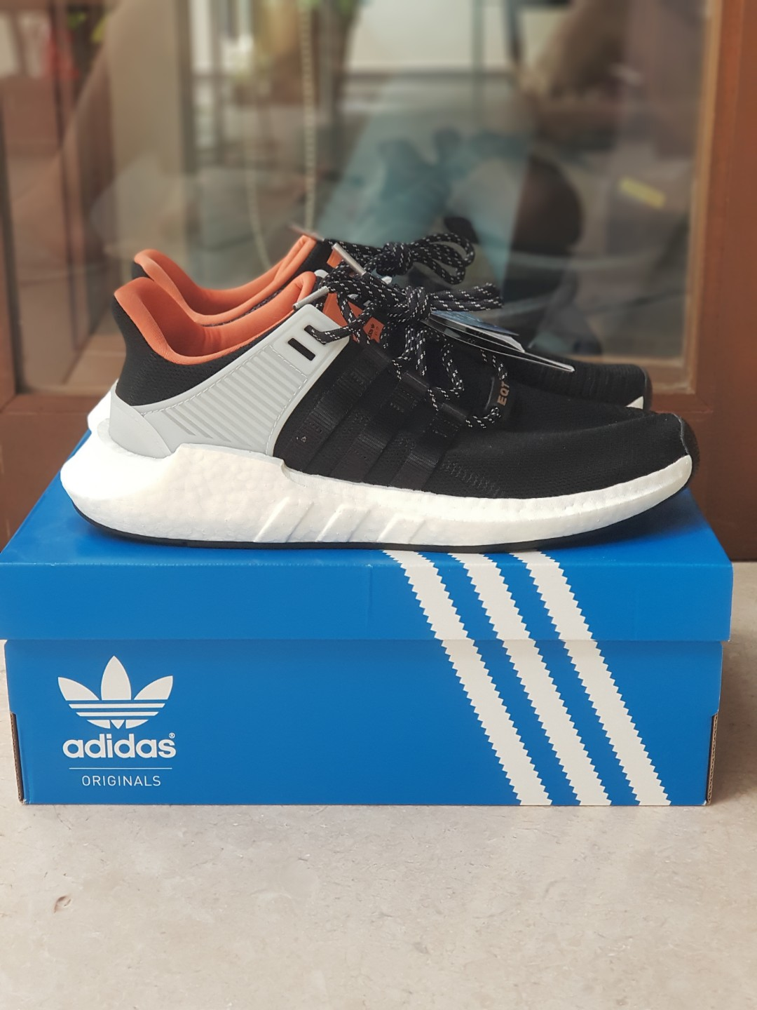 check out 830ab 41308 Adidas Eqt Support 9317 Boost Welding Pack, Mens Fashion, Fo
