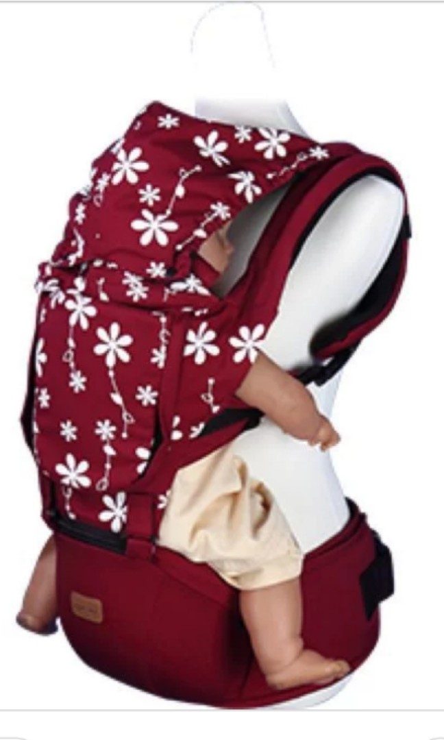 e04829b13af Baby Ace ergonomic hipseat carrier