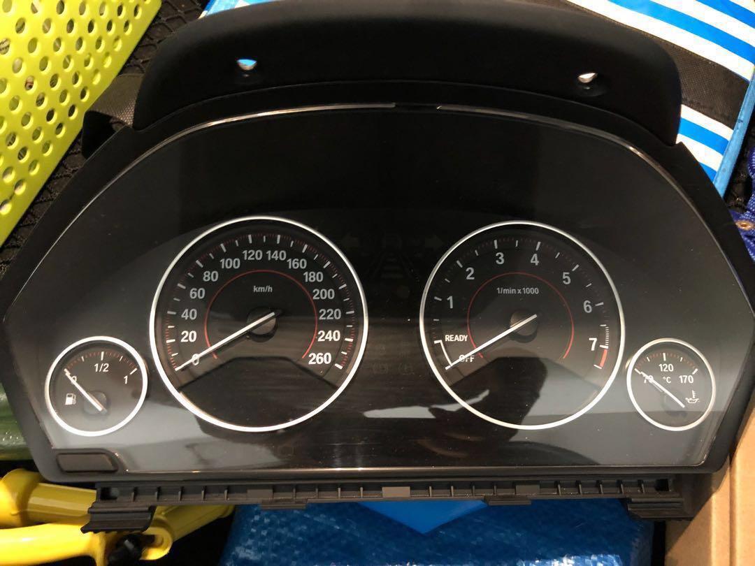 Bmw F30 3 Series 6wa Cluster Car Accessories Accessories On