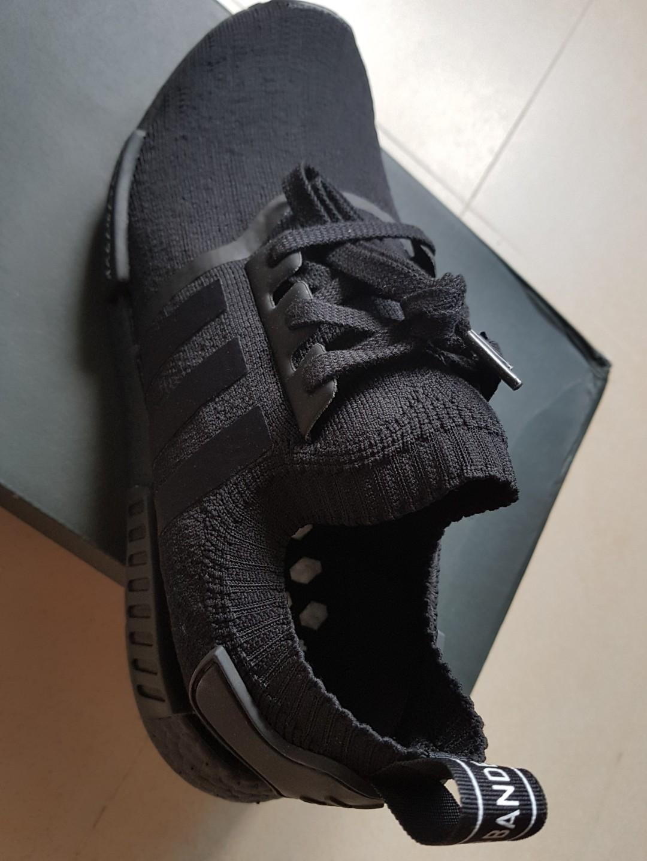 fdc2caf7d3c1c BN Adidas MND R1 PK Black